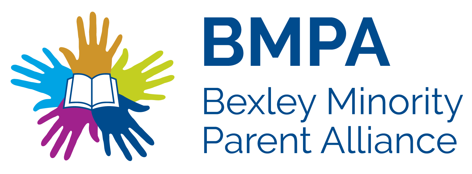 Bexley Minority Parent Alliance Logo