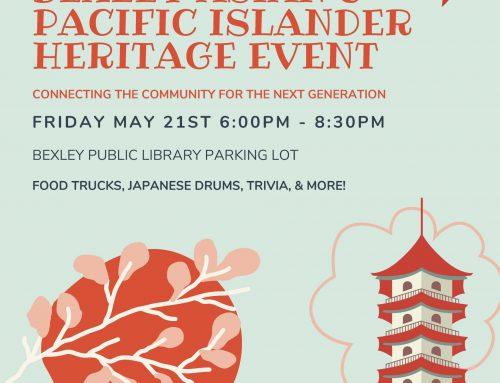 Bexley Asian & Pacific Islander Heritage Event