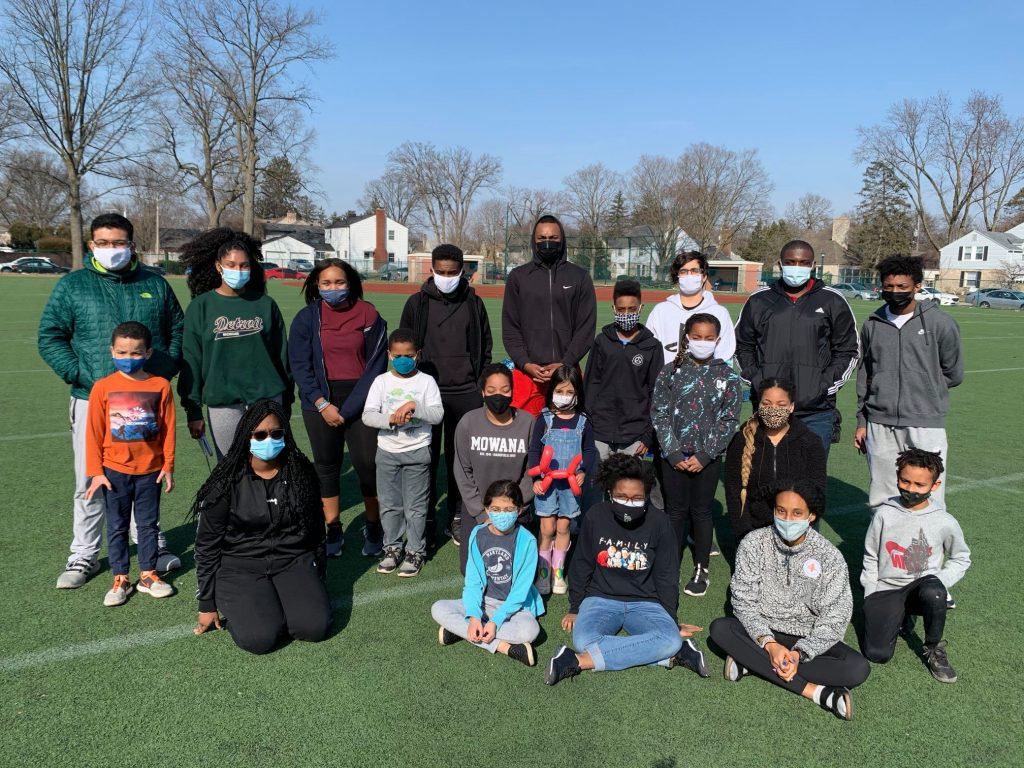 BMPA Mentoring Program Group Photo